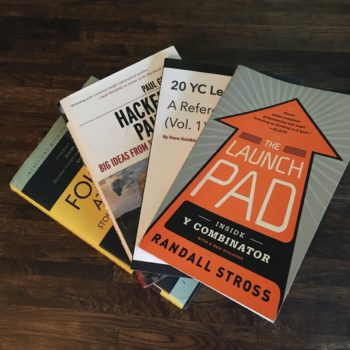 Hacker News and Y Combinator Books