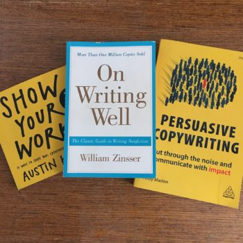 Books for Developers to Improve Their Writing Skills