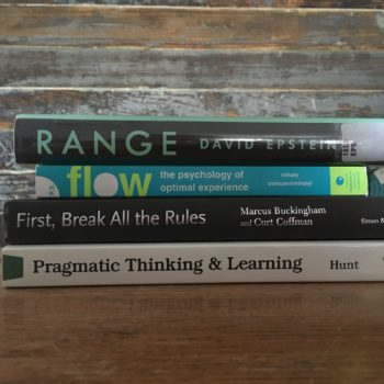 Talent Development Books for Software Leaders