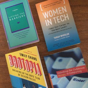 Books Explaining the Gender Gap in Software Engineering