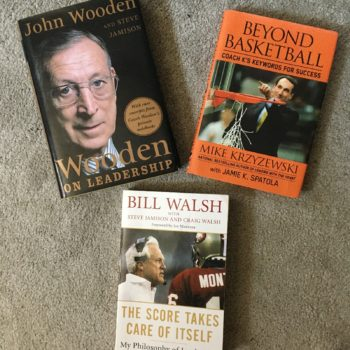 Leadership Books for Sports Fans